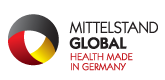 HEALTH MADE IN GERMANY logo